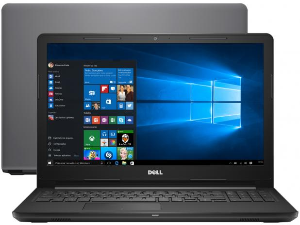 Notebook Dell Inspiron i15-3576-A70