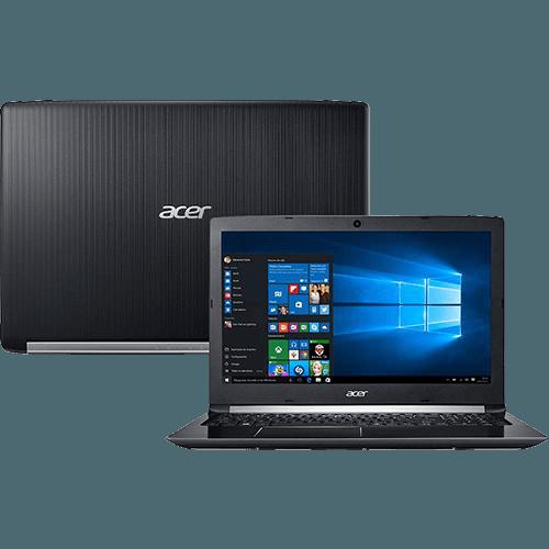 Notebook Acer A515-51G-58VH
