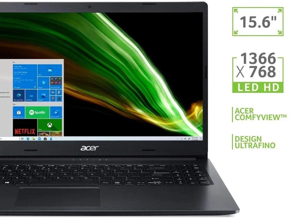 Notebook Acer Aspire 3 Ryzen 7