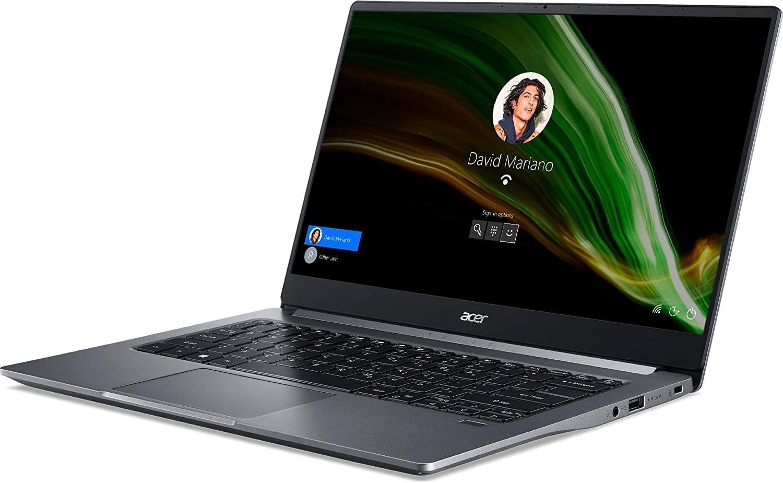Notebook Acer Swift 3 Intel Core i5 16GB Iris Plus