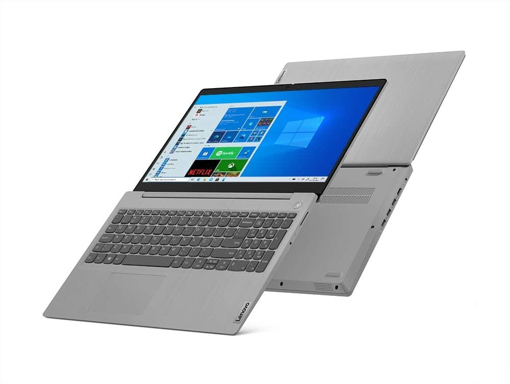 Notebook Lenovo Ultrafino Ideapad 3i i5 8GB RAM MX330
