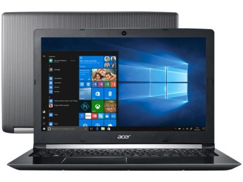 Notebook Acer Aspire 5 A515-51-51UX
