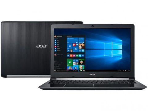 Notebook Acer Aspire 5 A515-51G-58VH