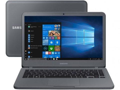 Notebook Samsung Essentials NP340XAA-KW2BR