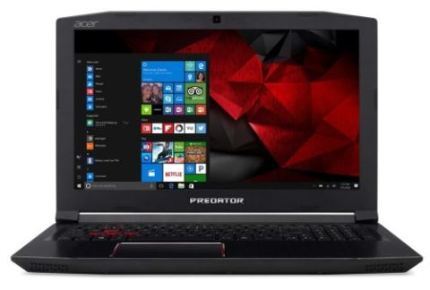 Notebook Acer Predator Helios 300 G3-572-75L9