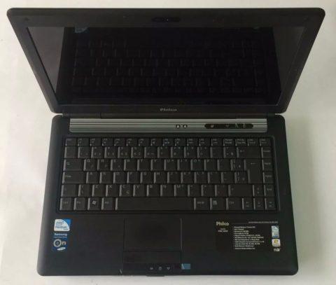 Notebook Philco Phn 14545 dual core
