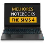 Notebook para jogar The Sims 4