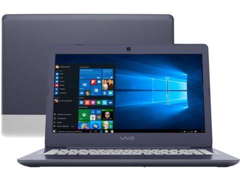 Notebook Vaio C14 VJC141F11X-B0111L Intel Core i3 6006U