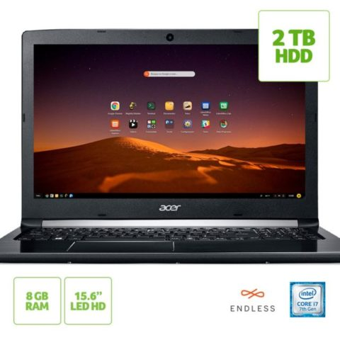 Notebook Acer Aspire 5 A515-51-74ZA