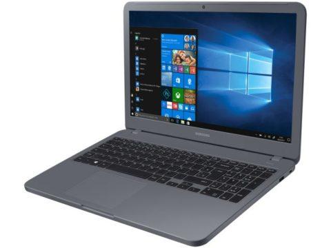 Notebook Samsung Essentials E20