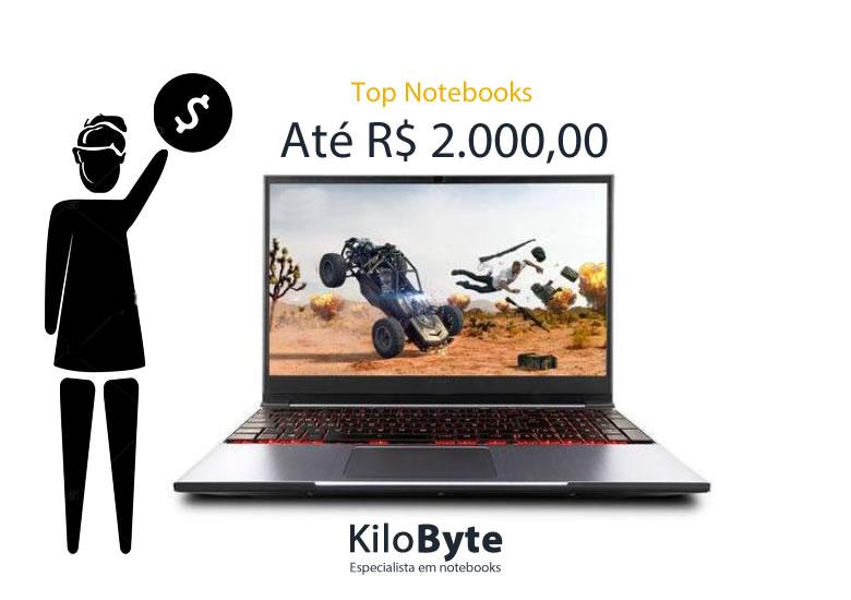 melhor notebook até 2000 reais