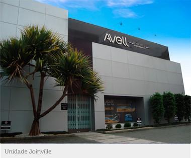 Fabrica da Avell em Joinville