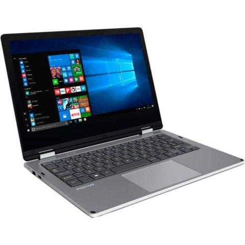 Notebook 2 em 1 Duo Positivo Q432A