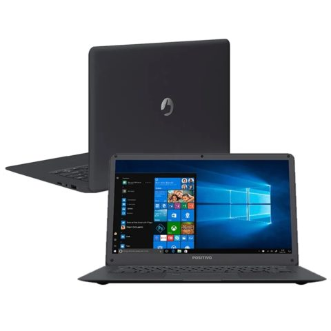 Notebook Positivo Motion Plus Q 432A – Intel Atom