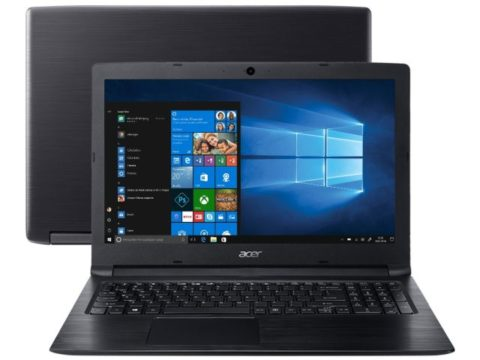 Notebook Acer Aspire 3 A315-33-C39F Dual Core
