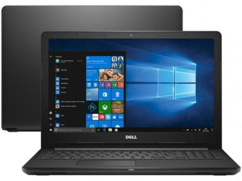 Notebook Dell Inspiron 15 i15-3567-A40P