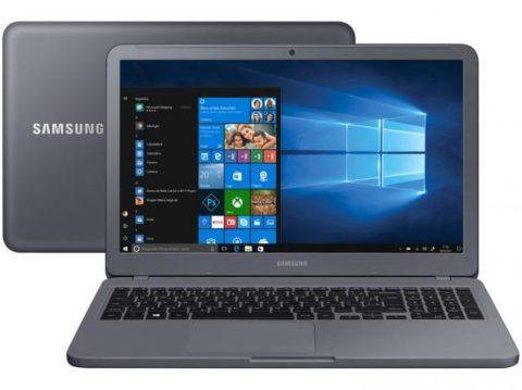 "Notebook Samsung Expert X50 Intel Core i7 8GB 1TB – 15,6"""