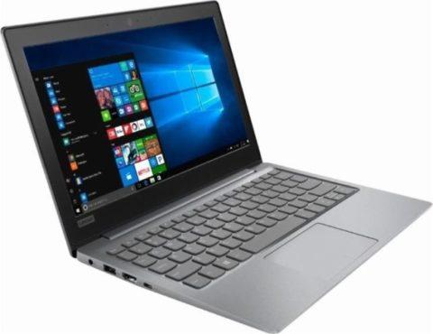 Notebook Lenovo Ultrafino Ideapad 120S-11IAP
