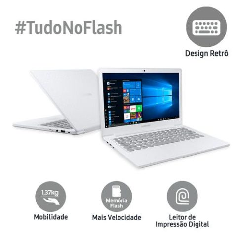 Notebook Samsung Flash F30 NP530XBB-AD2BR