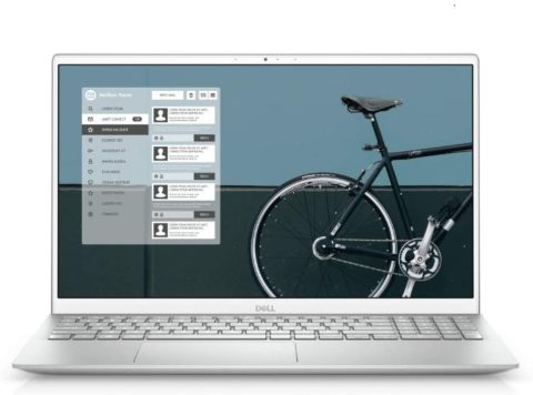 Notebook Ultrafino Dell Inspiron i15 5000 Core i7 16GB 512GB SSD Iris Xe