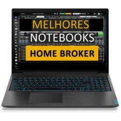 notebook para Home Broker